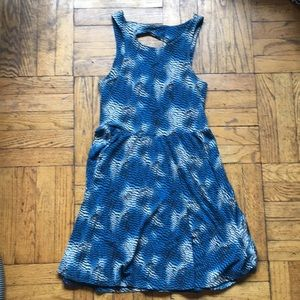 Urban Outfitters Blue Dress